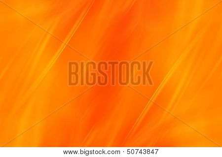 Juicy Orange Background