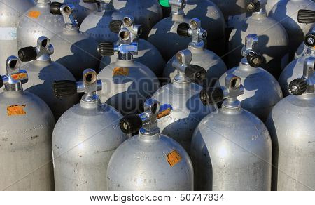 Air Tanks