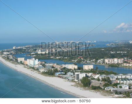 Aerial Veiw Of Florida