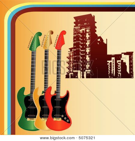 Retro Urban Guitars