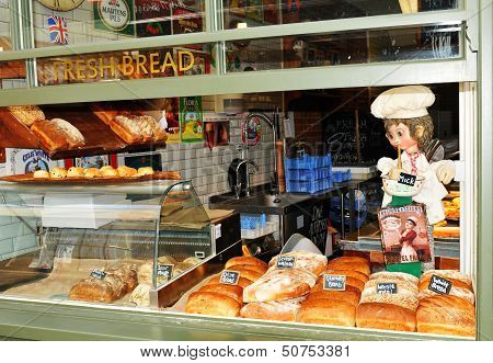 Bread shop