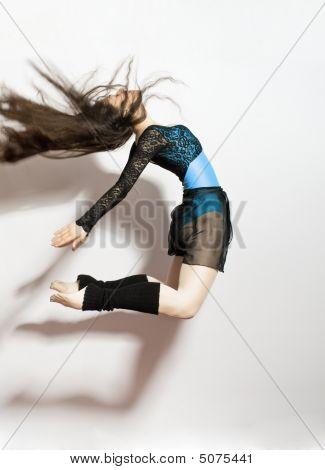 modernen Tänzen
