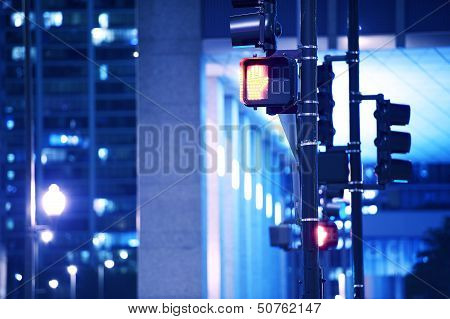Street Traffic Lights