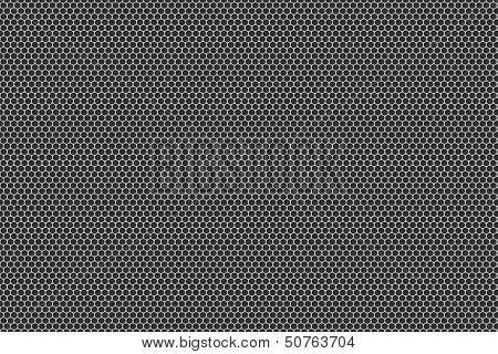 Meshy Metal Background