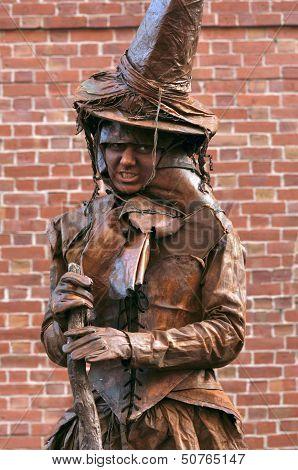 Witch, Salem, Massachusetts, USA