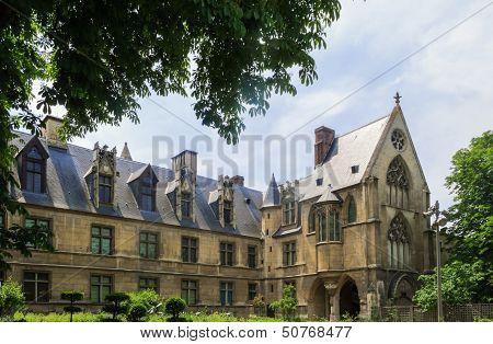 Musee de Cluny Paris