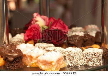 Selection Of Petit-fours