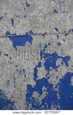 Grungy Metallic Background