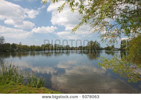 Landscape With Pond 2