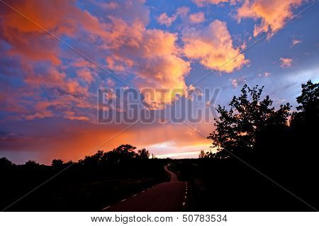 Golden Clouds
