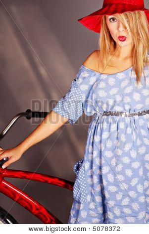 Bicycle Girl
