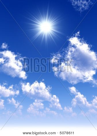 Beams Of The Sun
