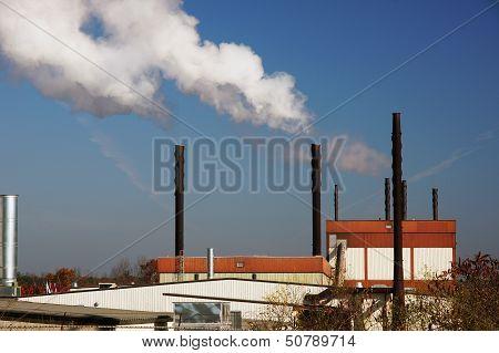 Smoking Stacks