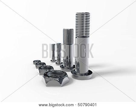 Industry Nuts & Screws