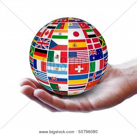 International Global Business Concept