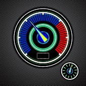 Tachometer poster