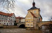 pic of regnitz  - The Old Town Hall  - JPG