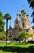 stock photo of saint-nicolas  - Russian Orthodox Cathedral  - JPG