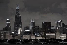 picture of willy  - Chicago Architecture  - JPG