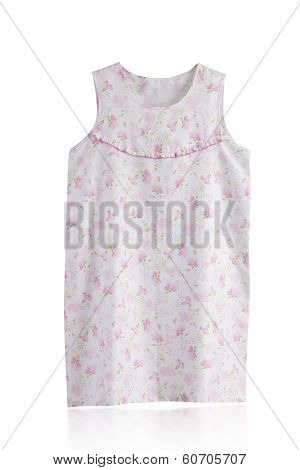 Cute pink sleepwear