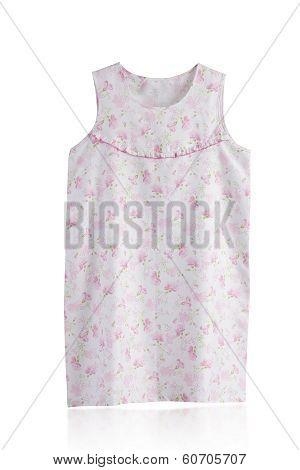Cute pink sleepwear