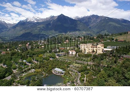 The Merano country