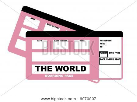 Travel The World Flight Tickets