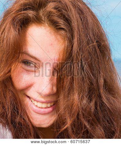 Babe Portrait Beauty