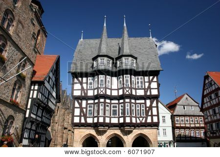 Historic townhall of Alsfeld