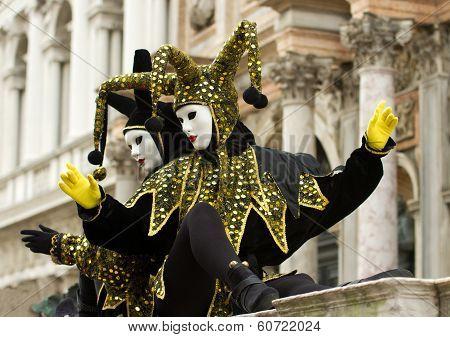 Jester Costume