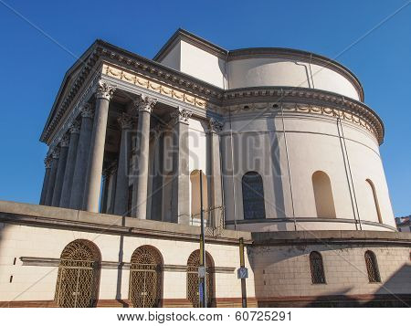Gran Madre Church Turin