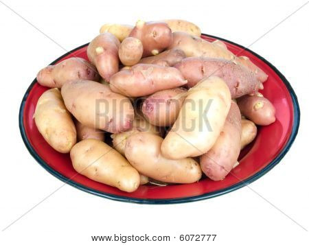 Rose Fingerling Potatoes
