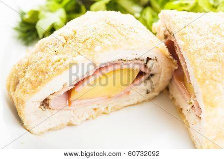 Cordon Bleu - Chicken Cutlet