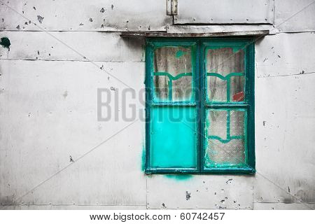 Old Metal Window