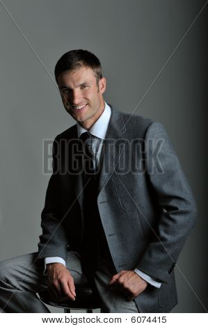 Portait Businessman