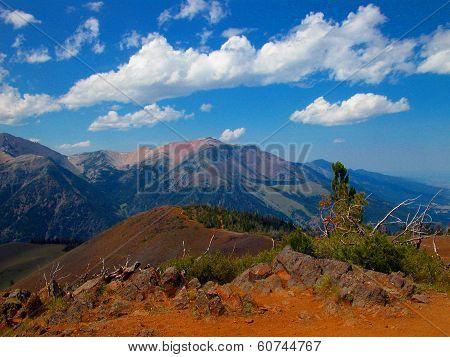 Wallowa Mountains - Oregon
