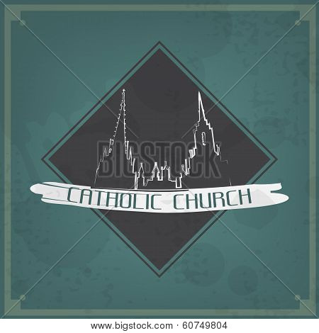 Catholic Church Background