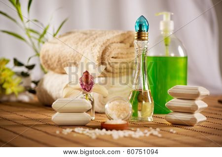 Spa And Aroma Therapy