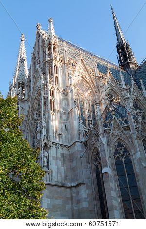 Votive Church In Vienna
