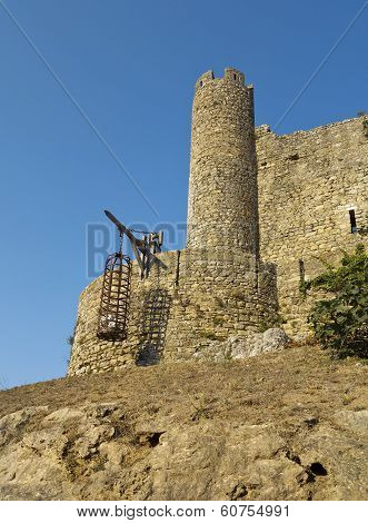 Tower Of Obidos Castle