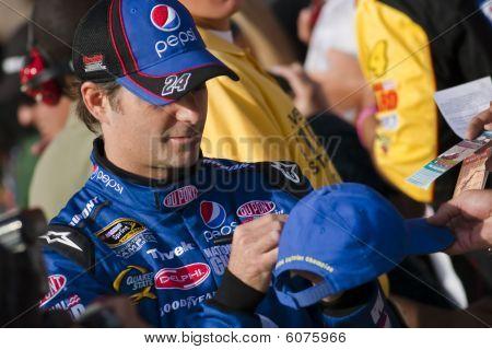 Nascar:  October 09 Pepsi 500