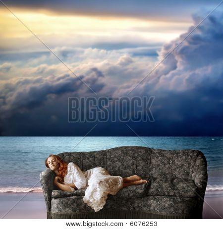Soñando mar
