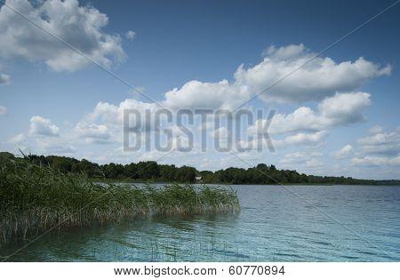 Russian lake