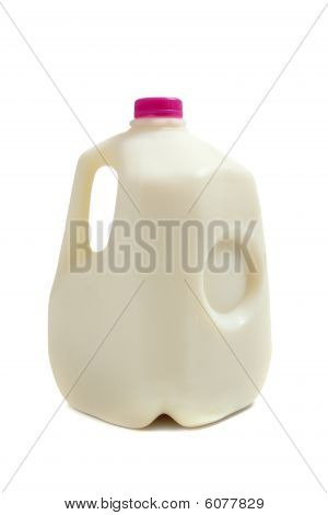 Gallon Jug Of Milk