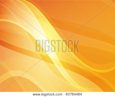 Abstract Orange Background 2