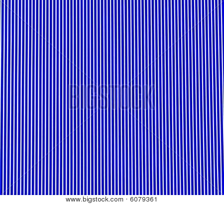 Absract Blue And White Stripe Pattern
