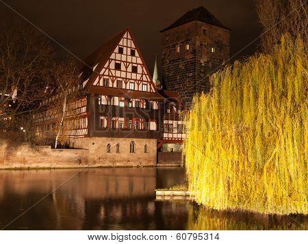 Nuremberg night