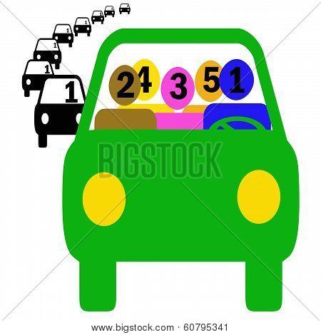 carpool savings