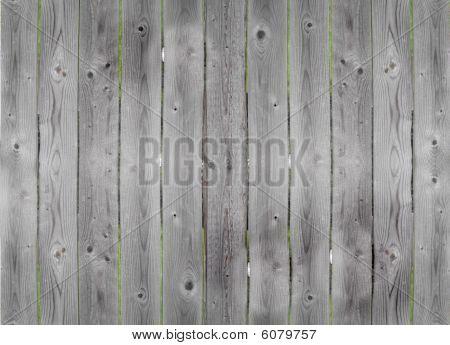 Seamless Wood Fence