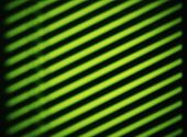 stock photo of louvers  - green background abstract shadow louver on the wall - JPG
